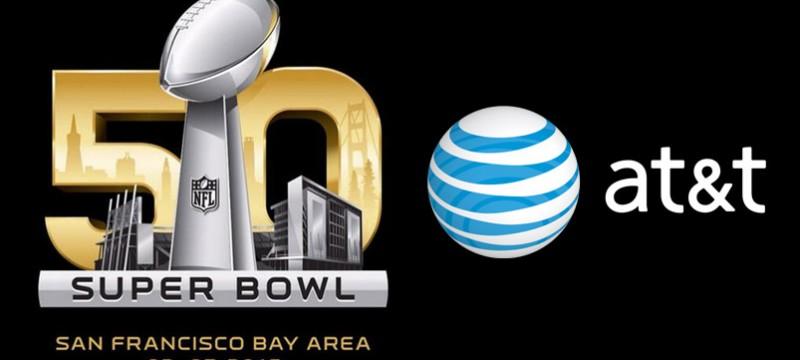 AT&T Super Bowl 50