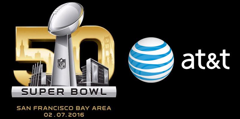 AT&T logró un nuevo récord durante el Super Bowl 50