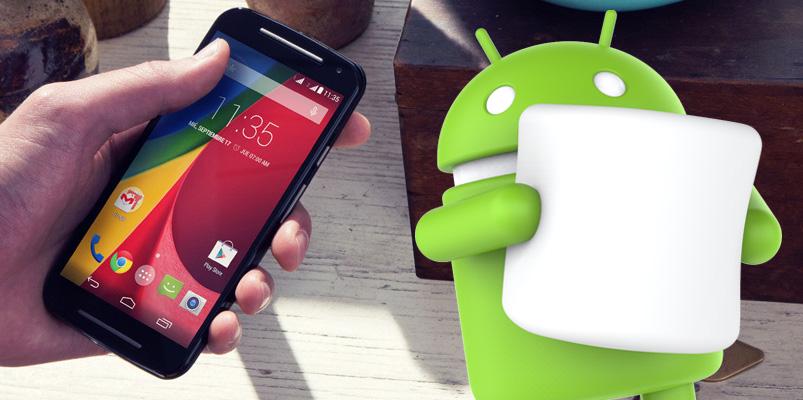 ¿Qué tendrá mi Moto cuando llegue Android 6.0 Marshmallow?