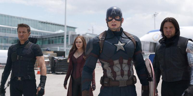 Capitán América: Civil War llega el 29 de abril a México