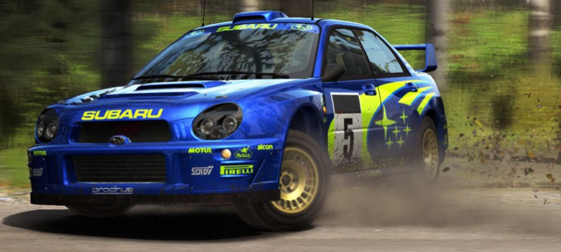 DiRT Rally consolas