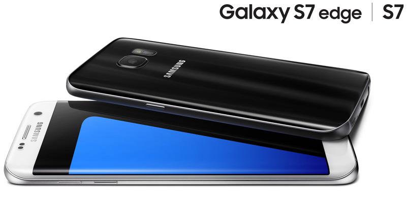 Samsung Galaxy S7 edge y S7 llegan a México en marzo