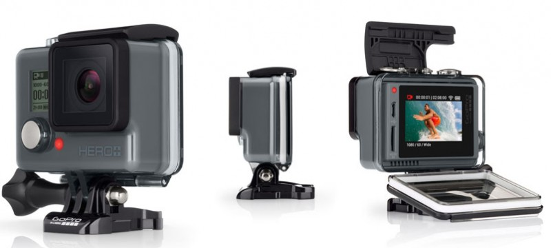 GoPro Hero descontinuado