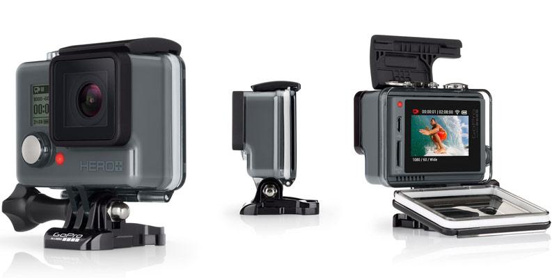 GoPro dejará de vender sus cámaras HERO