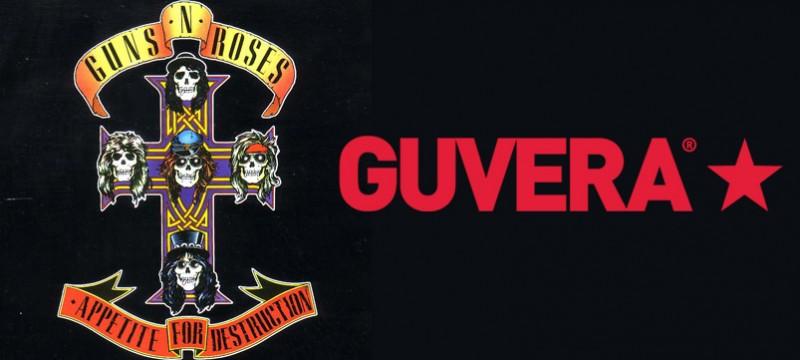 Guns N' Roses Guvera