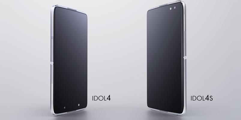 Alcatel IDOL 4 e IDOL 4S se presentan en el MWC 2016
