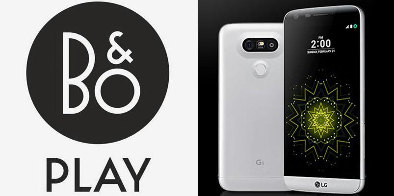 LG G5 con la tecnología de audio de Bang & Olufsen