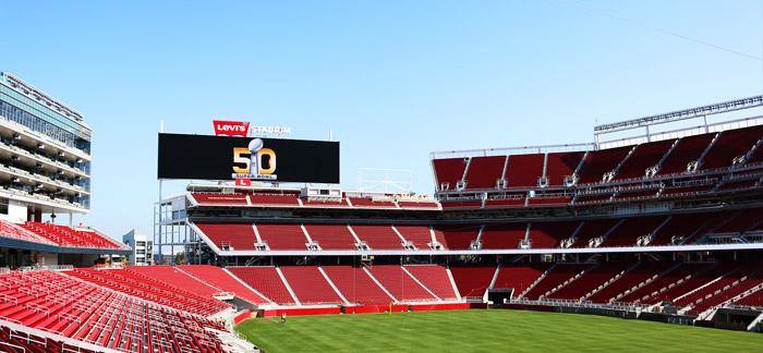 Levis Stadium Super Bowl 50