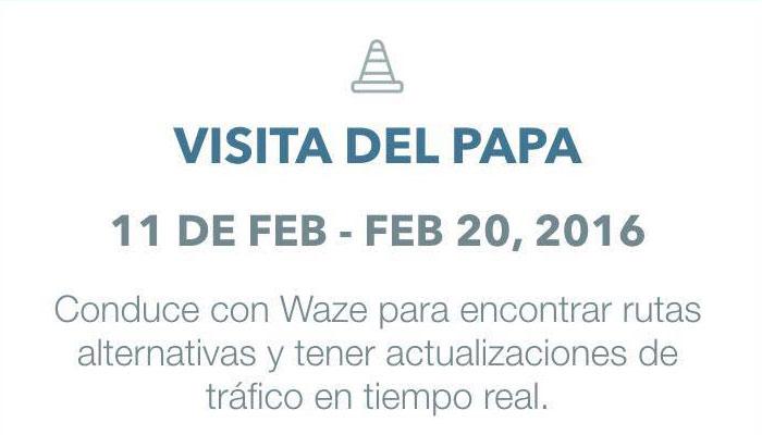 Papa Waze Mexico