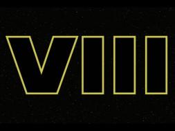 Star Wars: Episodio VIII logo