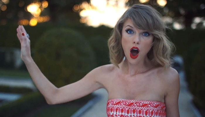 Taylor Swift videogame