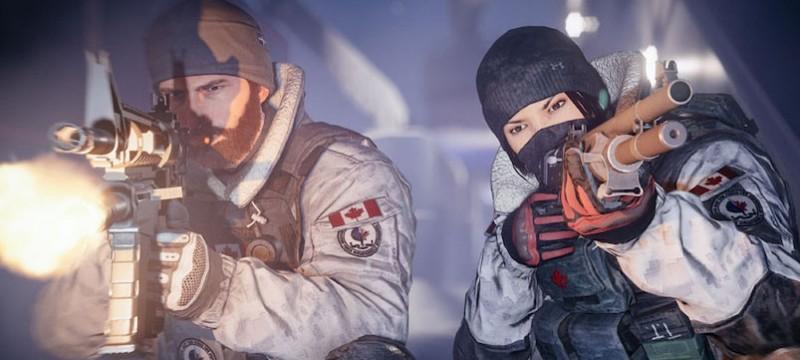 Tom Clancys Rainbow Six Siege Operation Black Ice