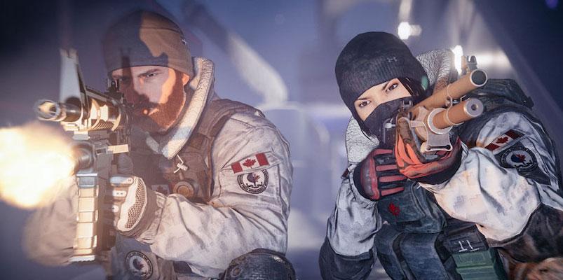 ¿Qué tiene Operation Black Ice de Rainbow Six Siege?