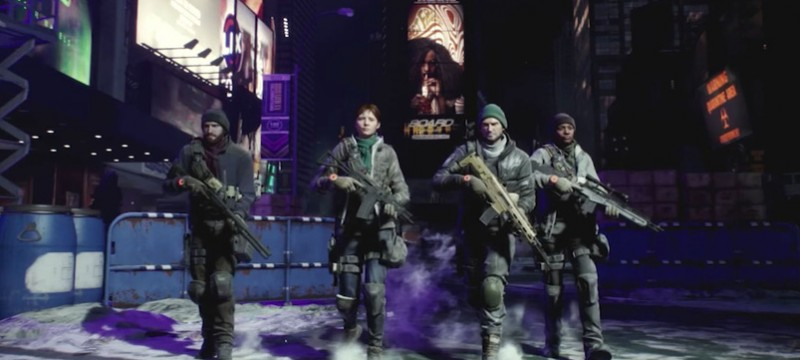 Tom Clancys The Division BETA Abierta