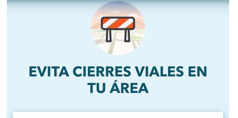 Waze te dice qué rutas se cierran por el Papa en México