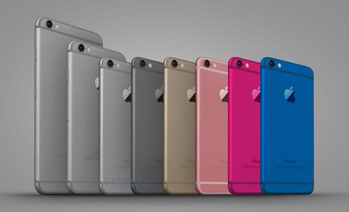 iPhone 6 e iPhone 5se