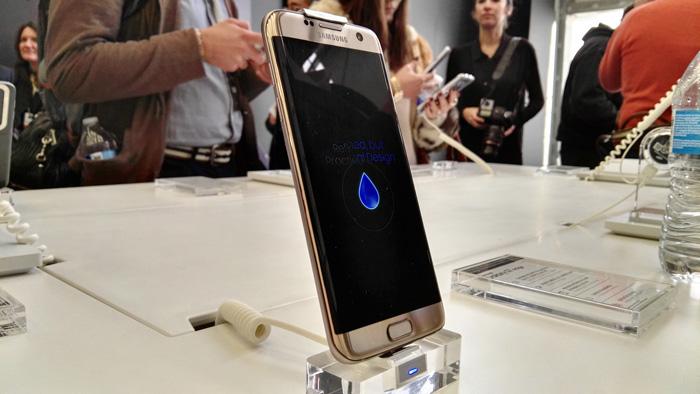 Galaxy S7 edge 6 cualidades