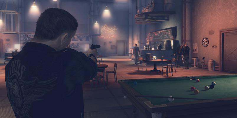 Alekhine's Gun el juego de espías para PlayStation 4 y Xbox One