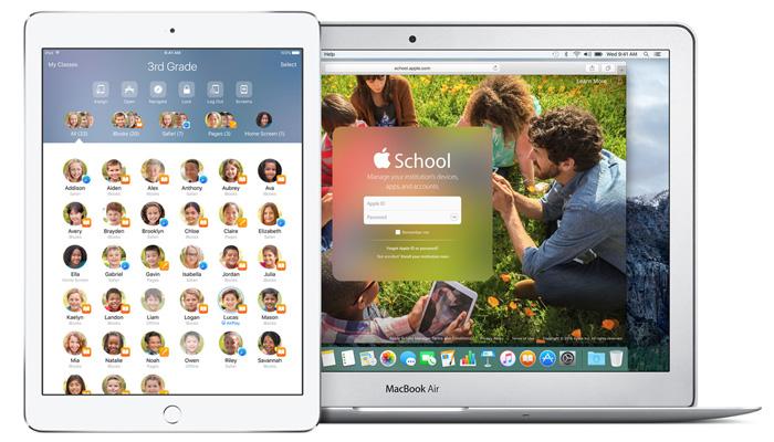 Classroom App iOS 9.3