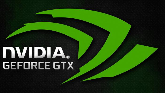 GeForce GTX logo