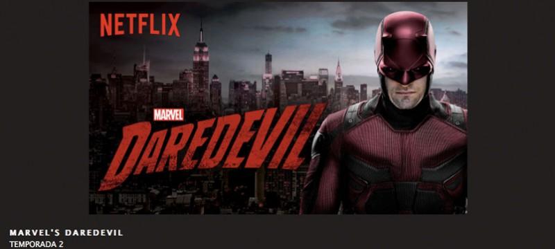 Netflix marzo 2016