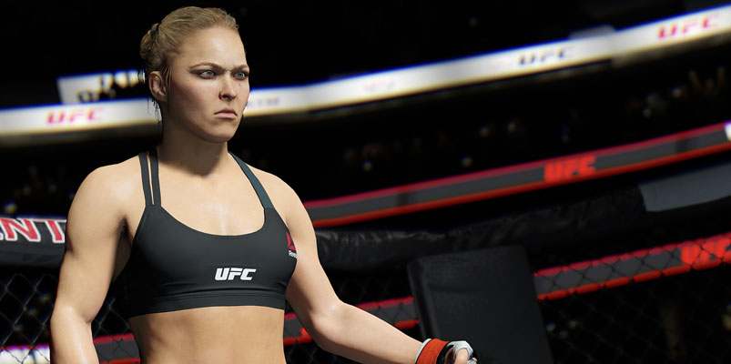 UFC 2 de EA Sports trae más peleadores al octágono