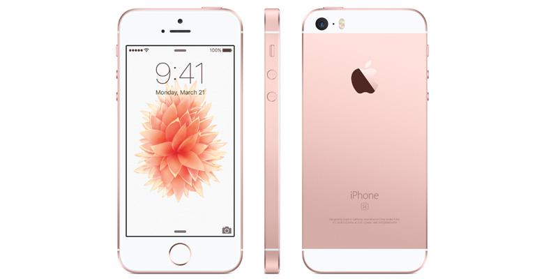 iPhone SE el teléfono más avanzado de 4 pulgadas