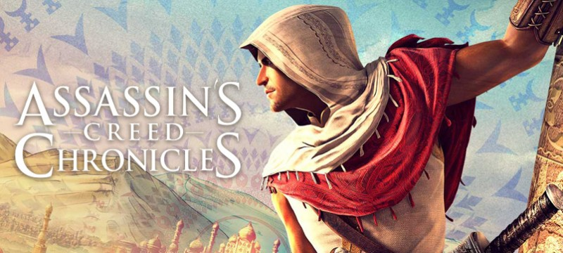 Asssassin's Creed Chronicles PS Vita
