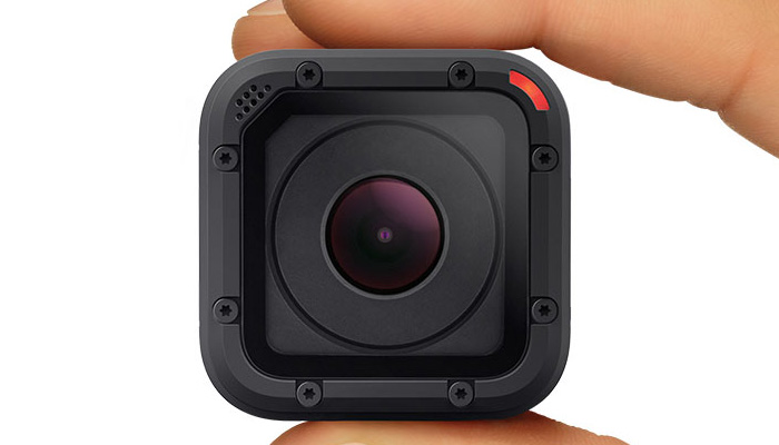 App GoPro Sessions