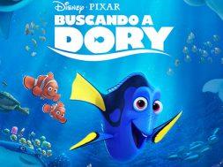 Buscando a Dory Personajes