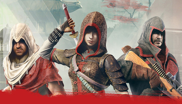 Asssassin's Creed Chronicles Vita
