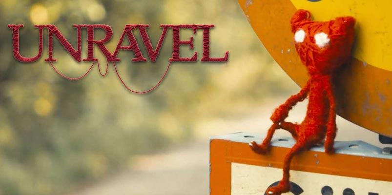 Unravel está gratis para usuarios de PlayStation 4