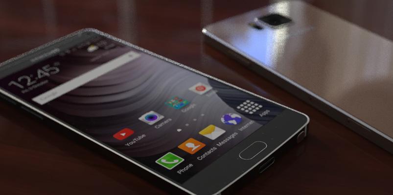 Galaxy Note 6 a prueba de agua y polvo