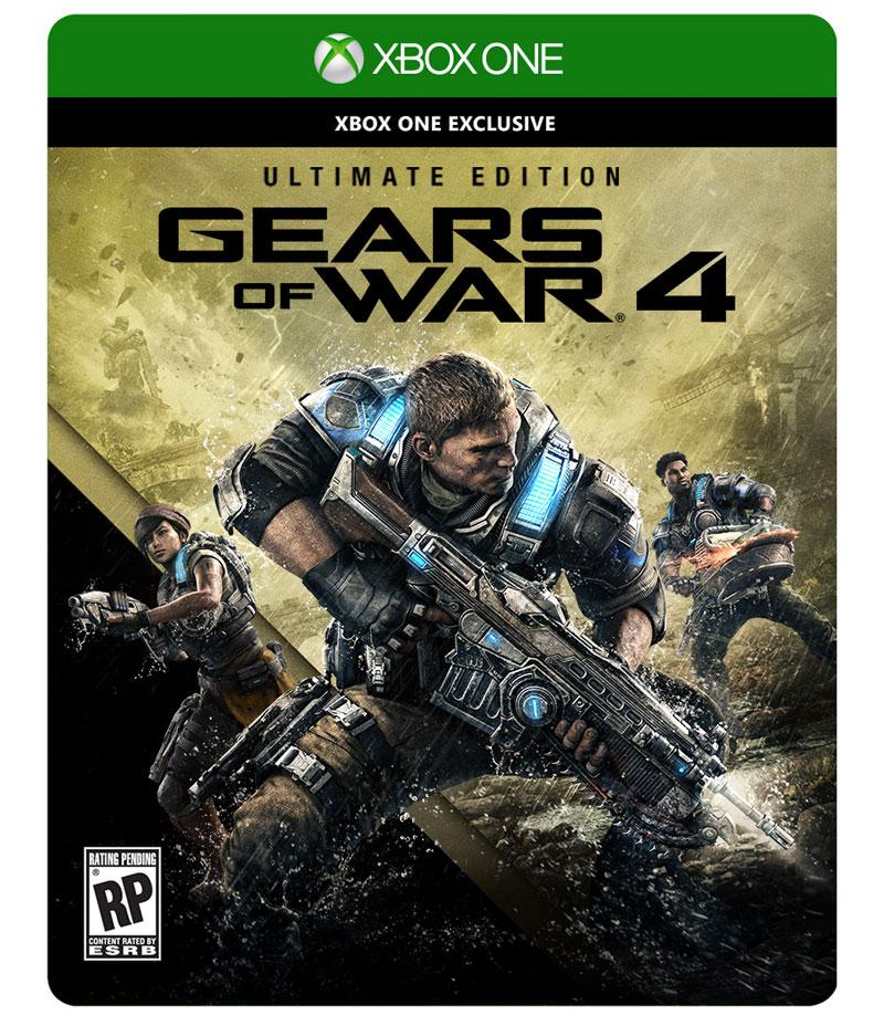 Gears of War 4 UE
