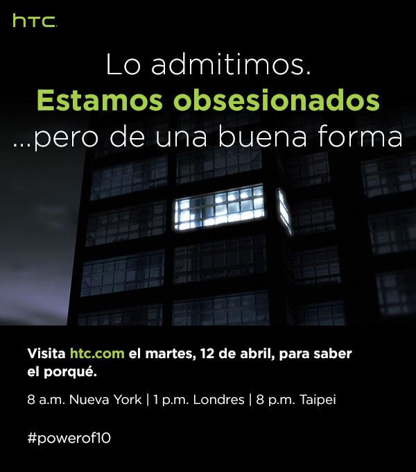 HTC 10 presentacion