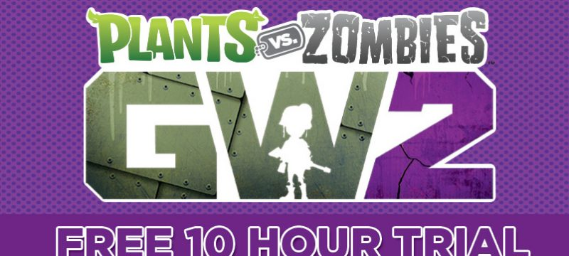 Plants vs Zombies Garden Warfare 2 gratis