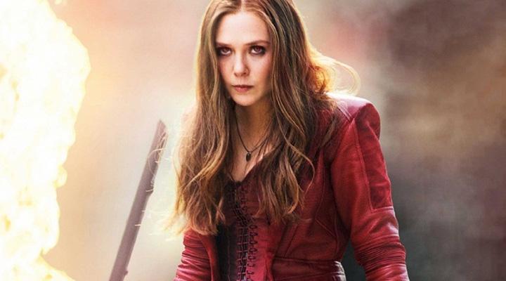 Scarlet Witch Civil War