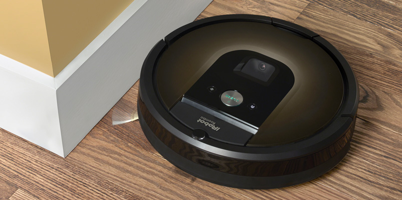 Roomba 980 la aspiradora inteligente en México
