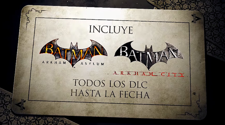 Batman Return to Arkham DLC