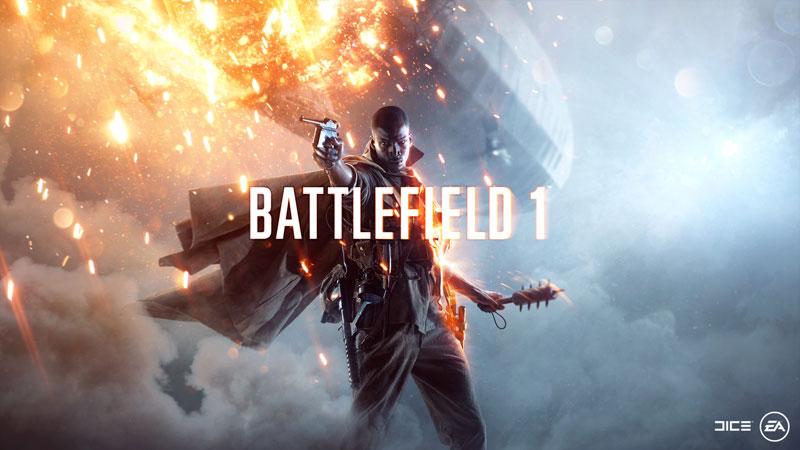 Battlefield 1 octubre