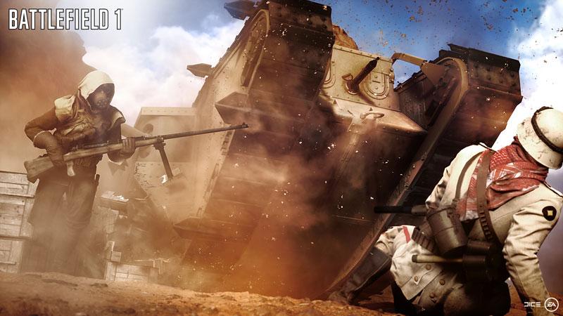 Battlefield-1-tanque