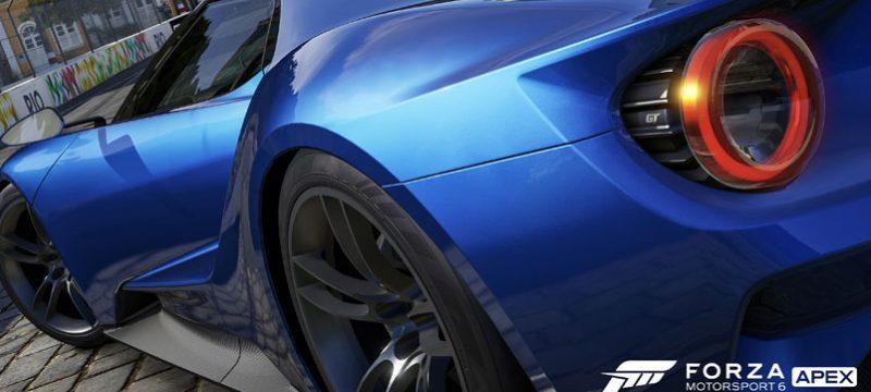 Beta Forza Motorsport 6 Apex Windows 10