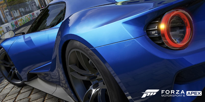 Beta de Forza Motorsport 6: Apex para Windows 10
