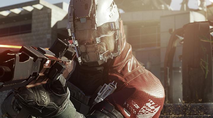 Call of Duty Infinite Warfare soldado
