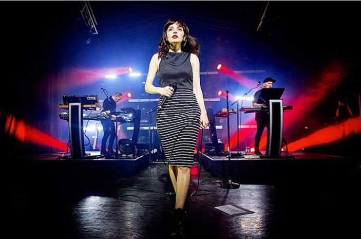 Chvrches Warning Call