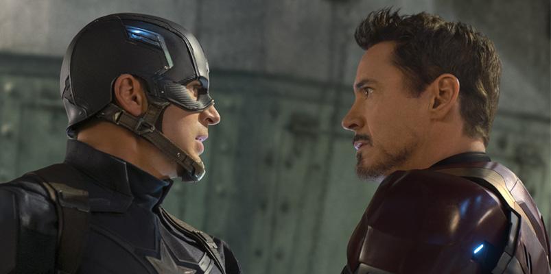 Capitán América: Civil War es la película más taquillera en México
