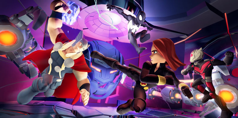 El adiós de Disney Interactive y los muñecos de Disney Infinity