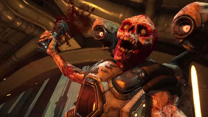 Doom multiplayer contenido