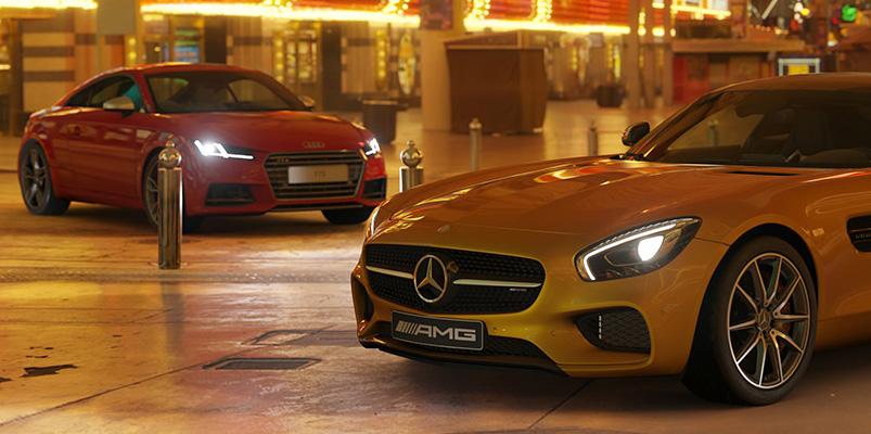 Gran Turismo Sport noviembre