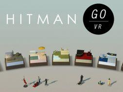 Hitman go VR Edition